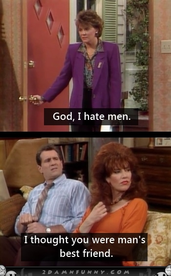 Al Bundy Remind Marcy Darcy Why She Loves Men