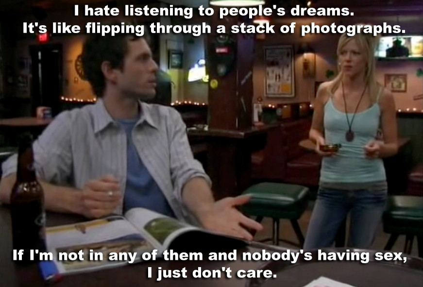 Dennis Reynolds Hates Peoples Dreams Its Always Sunny In Philadelphia dennis reynolds hates people's dreams, it's always sunny in