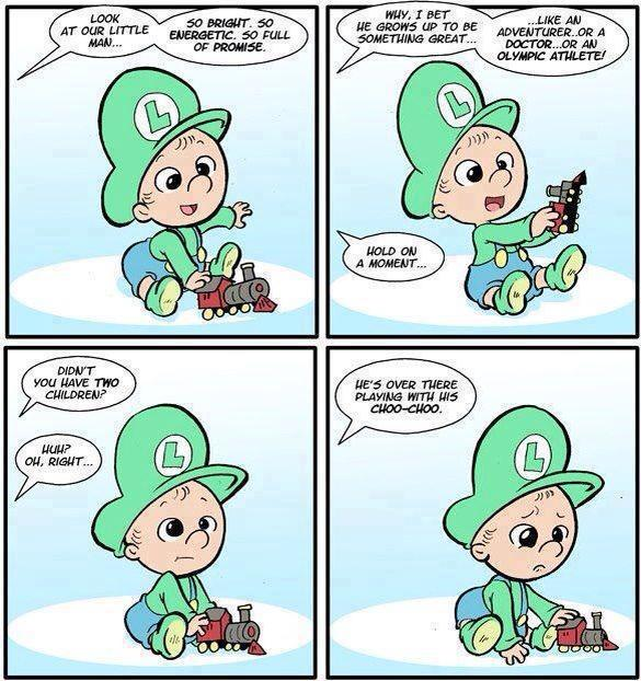 Mario And Luigi S Life As Babies Before The Adventures Began