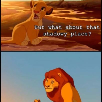 Mufasa Teaches Simba Of The Kingom And Sun The Lion King_408x408 mufasa teaches simba of the kingom and sun, the lion king