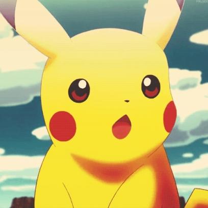 Cute Pikachu Gif, Poke...