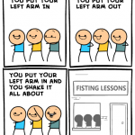 Getting Skilled With Your Fists In Comic By Cyanide & Happiness