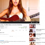 Jess Greenberg Covers The White Stripes