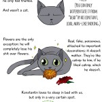 Konstantin The Huge Cat Comic By Chaoslife