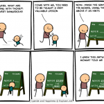 Never Run With Scissors Lessons By Cyanide & Happiness