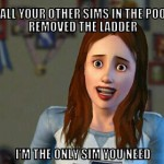 Overly Attached Girlfriend Sim