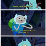 The Power To Approximate Knowledge Of Many Things On Adventure Time