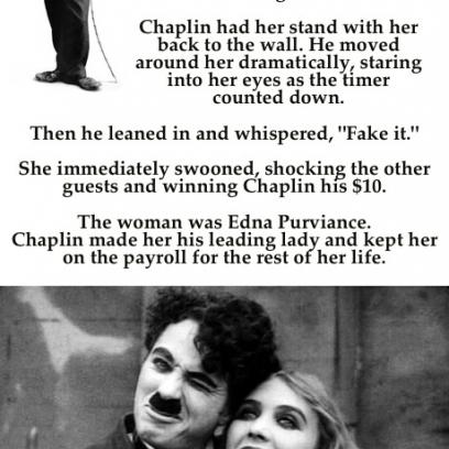 How Charlie Chaplin Met His Leading Lady Edna Purviance_408x408 how charlie chaplin met his leading lady edna purviance