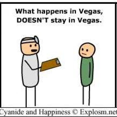 What Happens In Vegas Doesn T Stay In Vegas