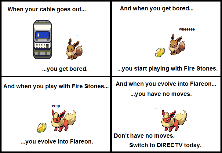 Flareon generation 3 move learnset (Ruby, Sapphire ...