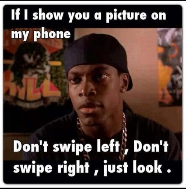 Fridays Smokey Shows You A Picture On His Phone friday's smokey shows you a picture on his phone