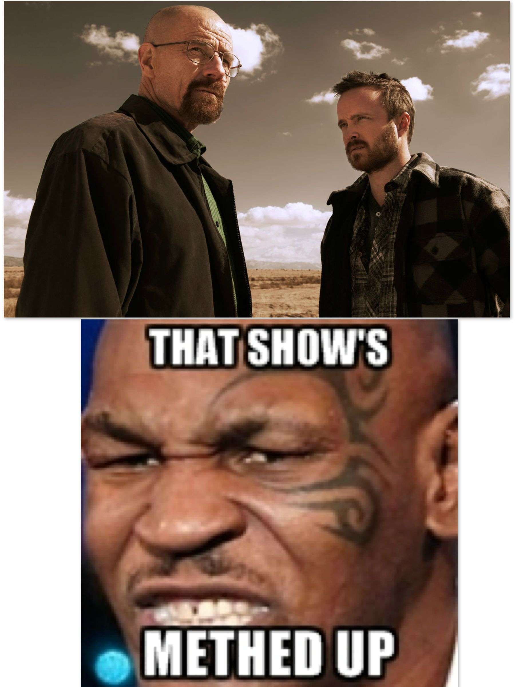 Mike Tyson Watches Breaking Bad Meme