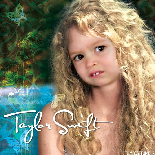 Funny Little Girl Face Meme : Chloe meme as taylor swift on the cover of her first album