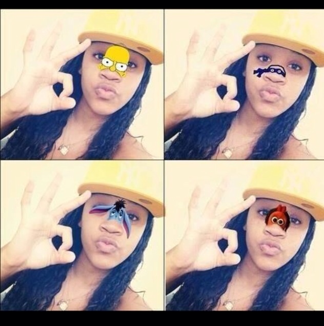Funniest Meme Characters : Funny cartoon character noses with a side of swag