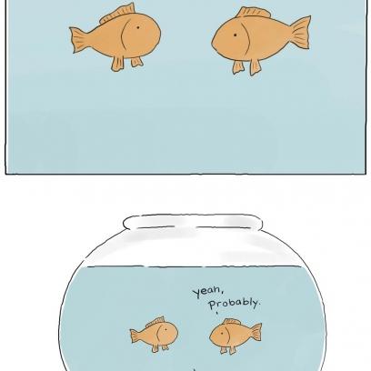 Just fish dating