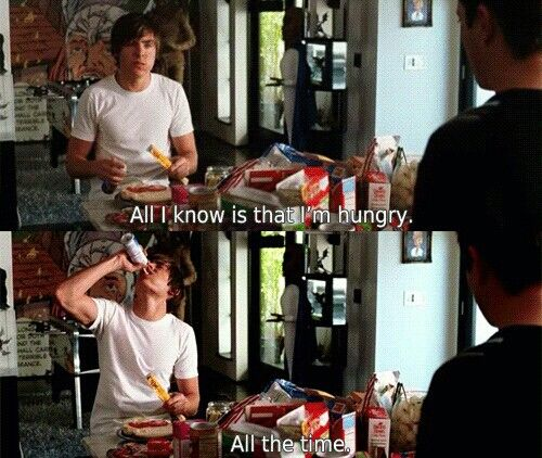 Image result for hungry all the time meme