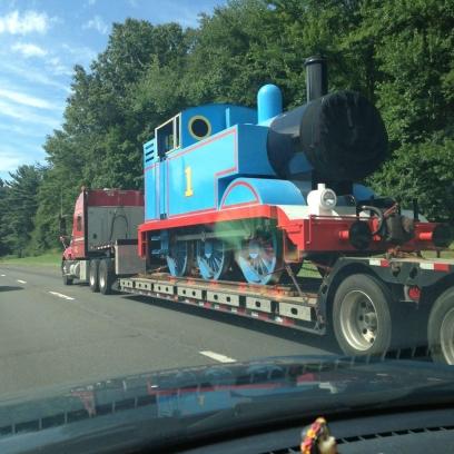 cosplay engine Thomas tank the