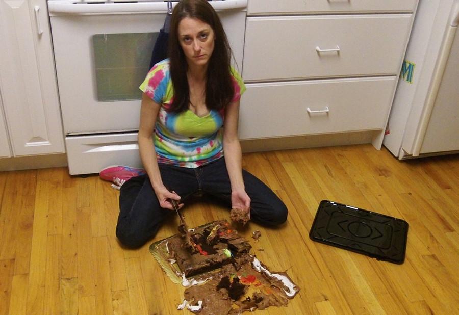 Birthday Cake Ruined For This Sad Princess