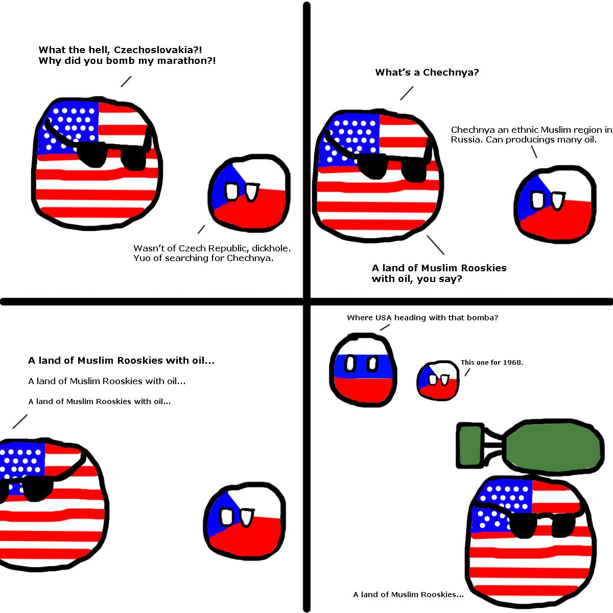 America Oil Discord Meme